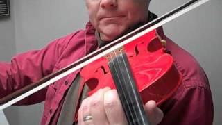Violin tuning notes