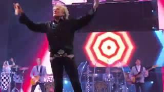 Rod Stewart - Some guys Have All the Luck | Palacio de los deportes 2017, México