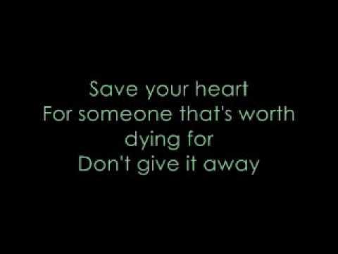 Save Your Heart Mayday Parade With Lyrics Chords Chordify
