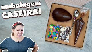 miniatura Kit Mini Confeiteiro CASEIRO - Faça a embalagem EM CASA! | Tábata Romero