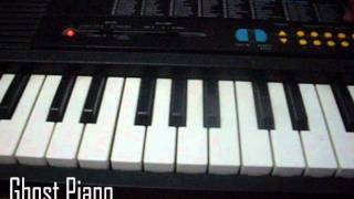 Special Effect | Ghost Piano
