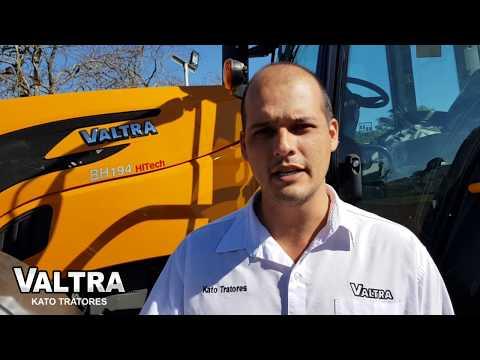Gerente Comercial da Valtra - Kato Tratores convida para a Expo-Goio 2019 - Cidade Portal