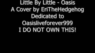 Little By Little - Oasis (Cover!)