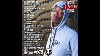 08 Forget A Hater (Ft. NSG) - J Hus | The 15th Day Mixtape