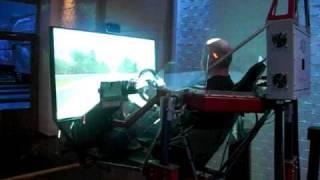Ballbreaker Race simulator Kungsholmen Stockholm