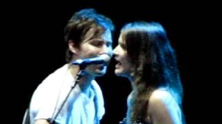 Bloodbuzz Ohio and I'm On Fire - Paul Freeman&Georgia Hurd @ Teatro Romano, Verona 28/06/12 HD