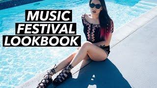 MUSIC FESTIVAL LOOKBOOK 2016 | soothingsista