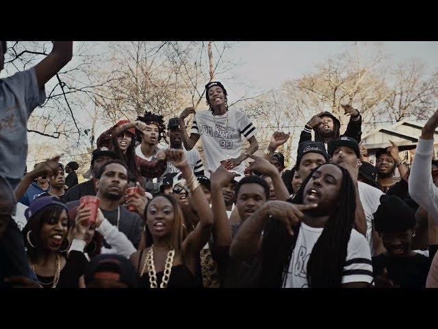 Videoclip oficial de 'We Dem Boyz', de Wiz Khalifa.