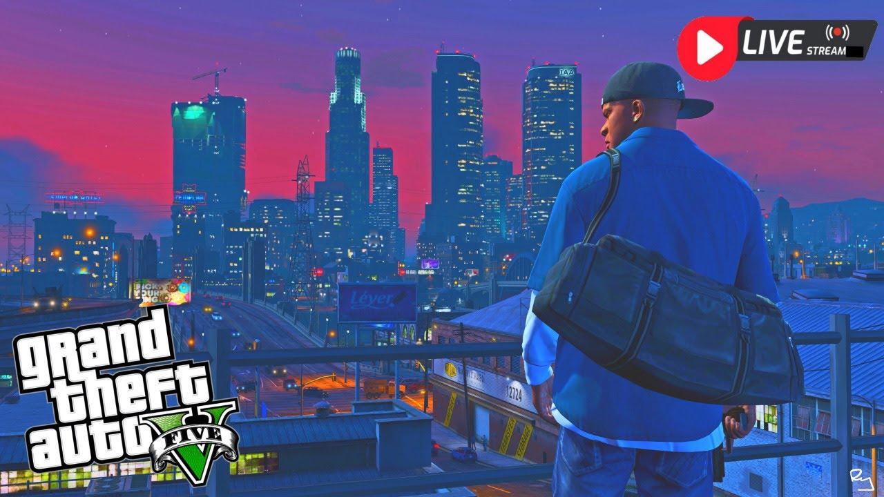 Ry Wilson - LIVE: Grand Theft Auto V Story Mode (Episode Twenty-Two)