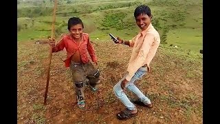 आदिवासी चरवाहा अदभुत डांस  Chori Ghon Ghatawi Bhangoria Dekhne Aawi