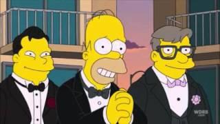 Simpsons ode a alegria