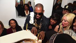 Happy Birthday - R  Kelly (Mikal Clay House remix)