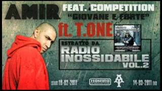 T.ONE - Giovane e forte (Amir feat. competition by Honiro)