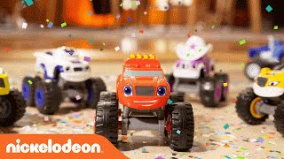 Blaze and the Monster Machines: Race of the Century | Nick Jr.