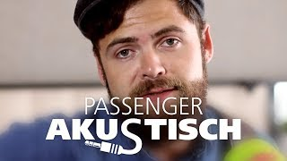 "Passenger ""Anywhere"" (Unplugged)"