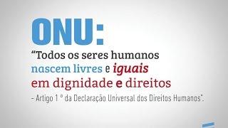 Livres & Iguais – Nações Unidas: Um bilhão se mobilizam