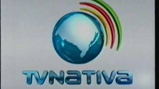 Vinheta - TV Nativa (2009)
