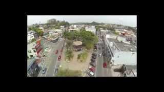 Arujá Video Documentario - Praça Central