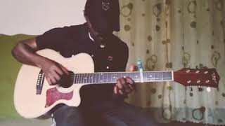 Teni - Uyo Meyo (Official Video)   Fingerstyle Guitar