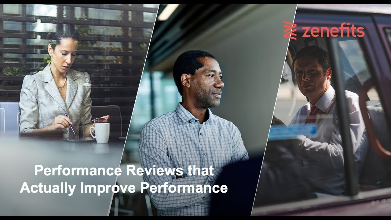 Performance Reviews that Actually Improve Performance