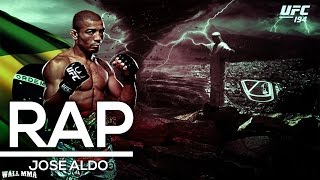 RAP DO JOSÉ ALDO | RAP TRIBUTO 16 | KANHANGA SPORTRAP | UFC, MMA
