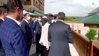 Ifrane : La ministre du Tourisme s'entretient avec les professionnels du secteur