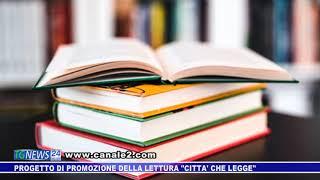 """PROGETTO DI PROMOZIONE DELLA LETTURA """"CITTÀ CHE LEGGE"""