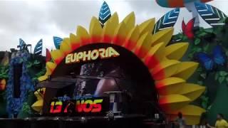 DAY DIN - Live Euphoria 13 anos