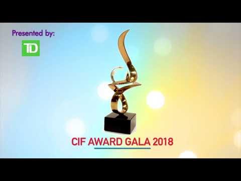 Animated CIF's Gala Award