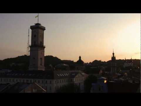 Ukraine Lviv official promotional video for UEFA EURO 2012