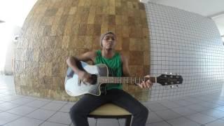 Coração Teimoso - Gabriel Diniz Cover (Fe Otávio)
