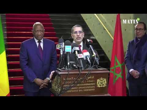 Video : Le Maroc et le Mali déterminés à donner un nouvel élan à leurs relations historiques