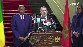 Le Maroc et le Mali déterminés à donner un nouvel élan à leurs relations historiques