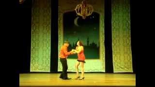 Bailando salsa cubana - Salsa Celtica - Ave maria Morena
