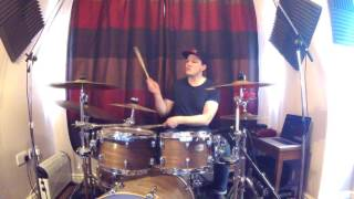 snapback - old dominion - drum cover - remix