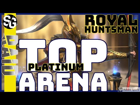 RAID SHADOW LEGENDS | TOP PLATINUM ARENA FUN