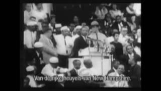 Martin Luther King, Jr. - I have a dream ( Hip Hop )