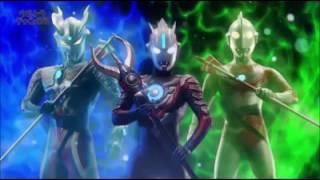 Ultraman Orb Hurricane Slash Theme