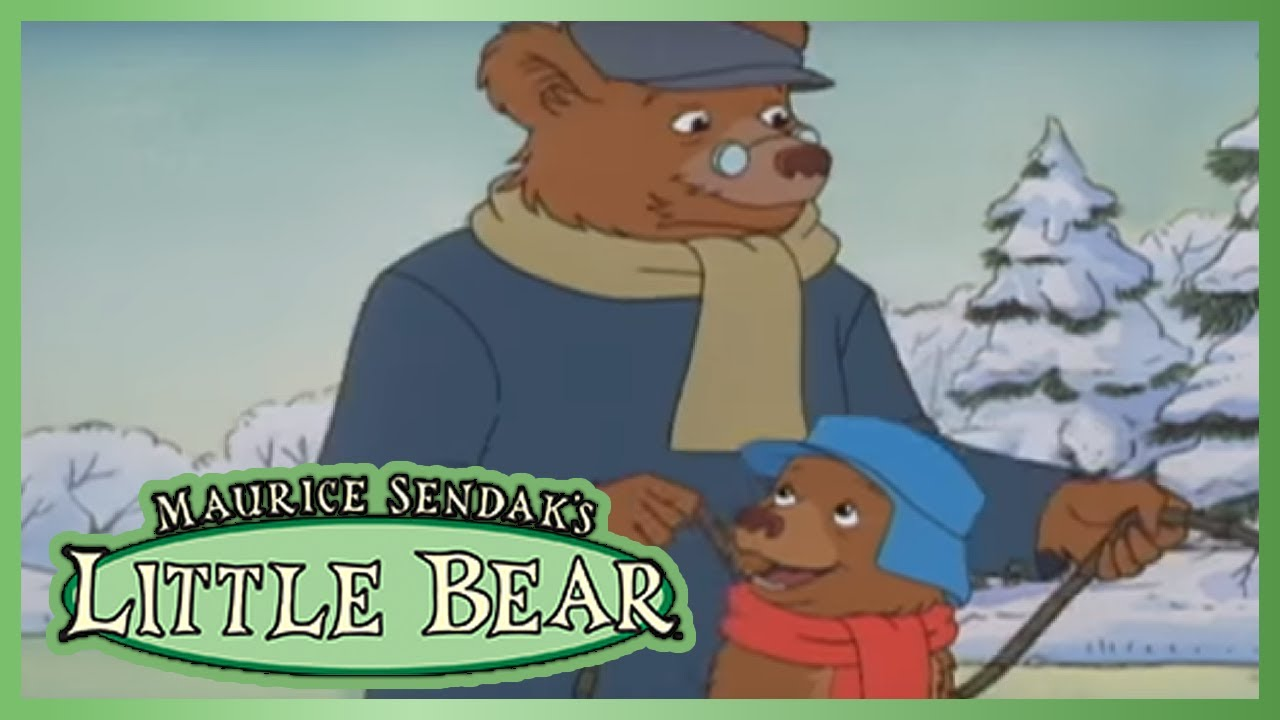 46. Little Bear And The Ice Boat