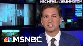 Whistleblower's Attorney Refutes Reports That Client Was Involved In Politics | MTP Daily | MSNBC