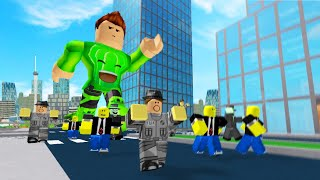 RUN OR GET EATEN BY THE GIANT! (Roblox)