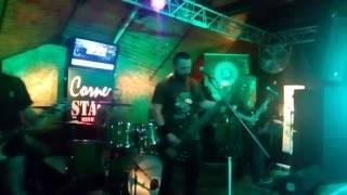 Salvus - Festékre vászon LIVE 2017.02.25. Miskolc, Corner