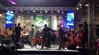 Malévola , Marito Rivera y Orquesta Filarmónica de Ahuachapan