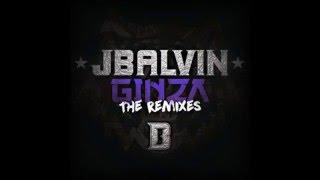 J Balvin Ginza (Remix-Cumbia) Official