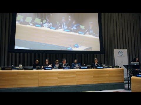 NINGÚN ESTADO PUEDE ENCARAR SOLO EL TEMA DE LA MIGRACIÓN: GABRIELA CUEVAS, PRESIDENTA DE LA UIP