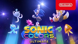 Reminder: You Can Now Pre-Order Sonic Colors: Ultimate On The Switch eShop