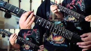 Slayer -  Repentless (guitar cover)