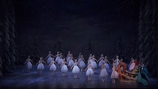 The Nutcracker – The Waltz of the Snowflakes (The Royal Ballet)