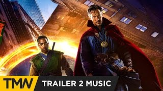 """""""Dystopia"""" by Hi-Finesse - Doctor Strange Trailer 2 Music"""