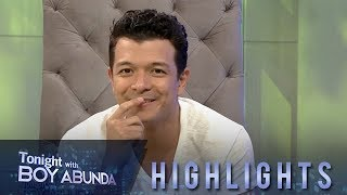 TWBA: Jericho Rosales reacts to 'thirsty tweets' about him width=